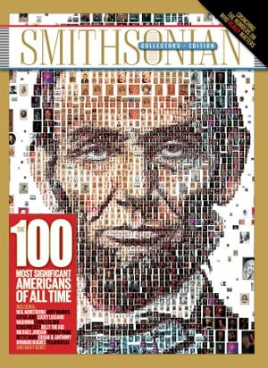 Preview thumbnail for Buy the 100 Significant Americans special issue
