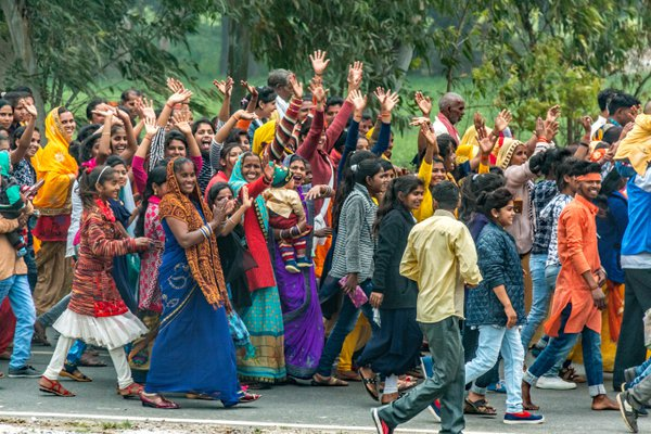 Celebrations – somewhere in India thumbnail