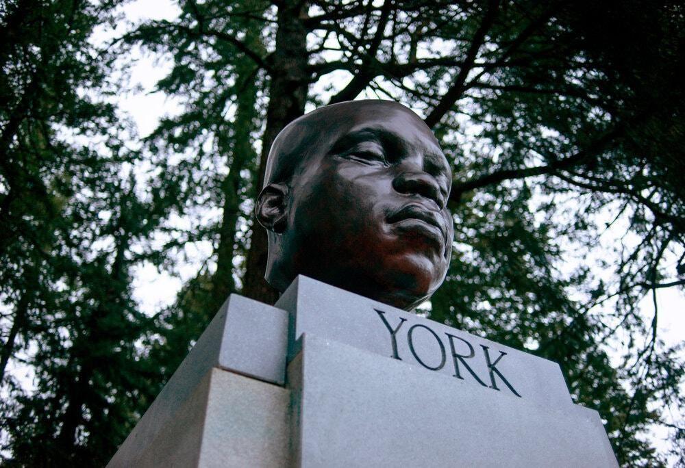 York bust