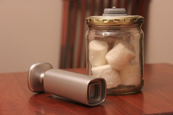 Marshmallows: The Perfect Media for Demonstrating Principles of Physics