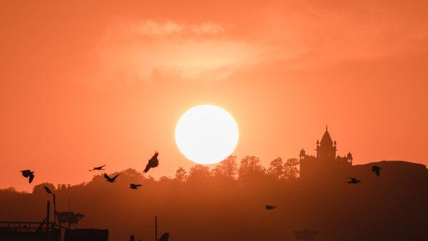 Sunset of Jodhpur 2 thumbnail