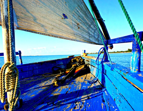 Traditional Dhow Sail thumbnail