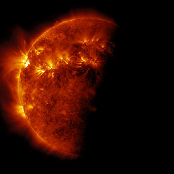 Michael Benson's Awe-Inspiring Views of the Solar System