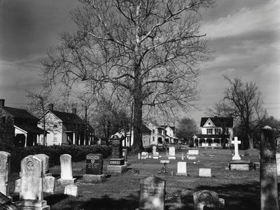 Live near a cemetery? Better check your drinking water.