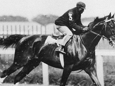 James Winkfield was a two-time Kentucky Derby winner and raced across Europe after racism kept him from being the best athlete in America's most popular sport.