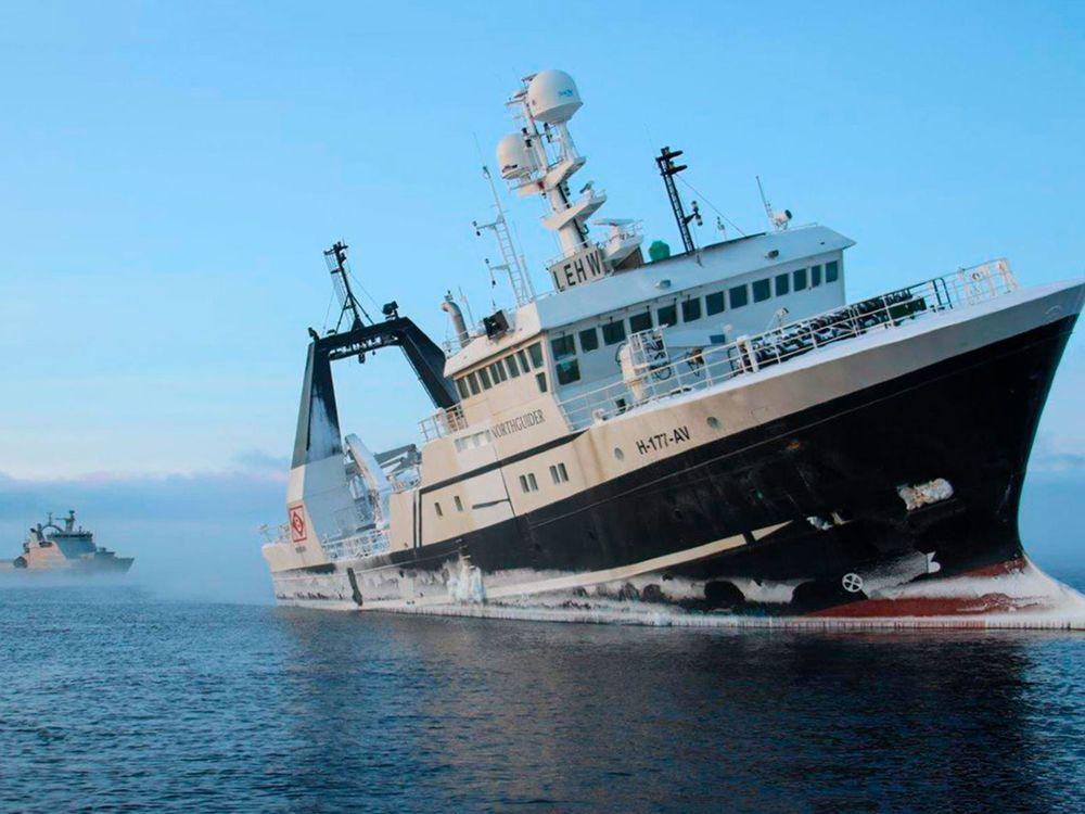 Northguider Shipwreck