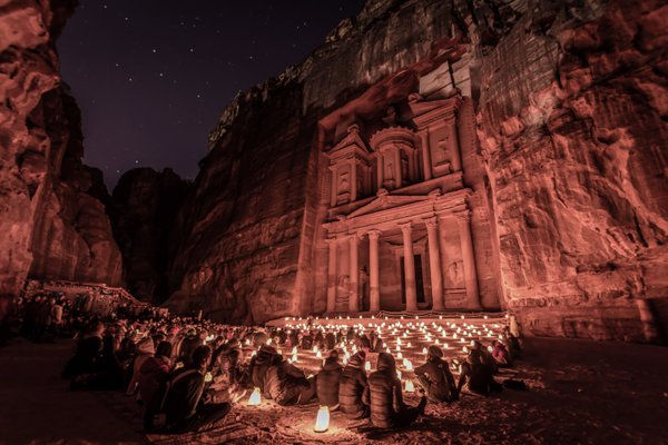 Petra by Night thumbnail