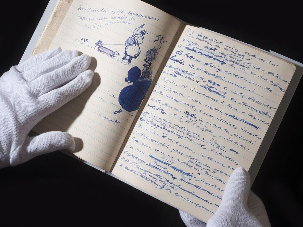 Beckett Manuscript