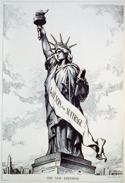 The Americans Who Saw Lady Liberty as a False Idol of Broken Promises