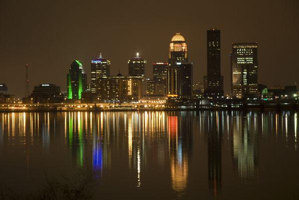 Louisville City Reflection thumbnail