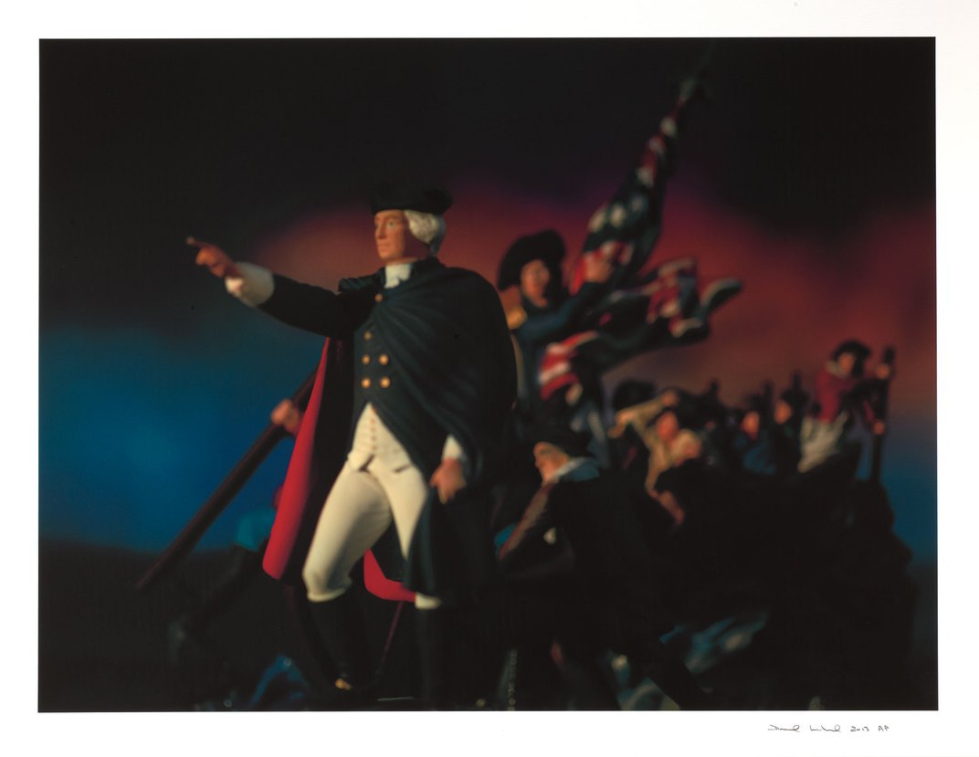 What David Levinthal's Photos of Toys Reveal About American Myth and Memory