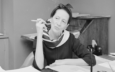 Diana Vreeland brought a unique perspective to the fashion world.