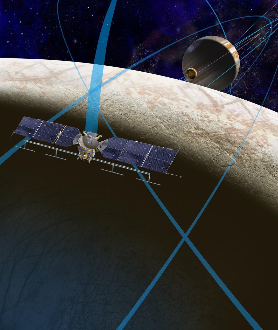 These Instruments Will Help NASA Figure Out If Life Can Thrive on Europa