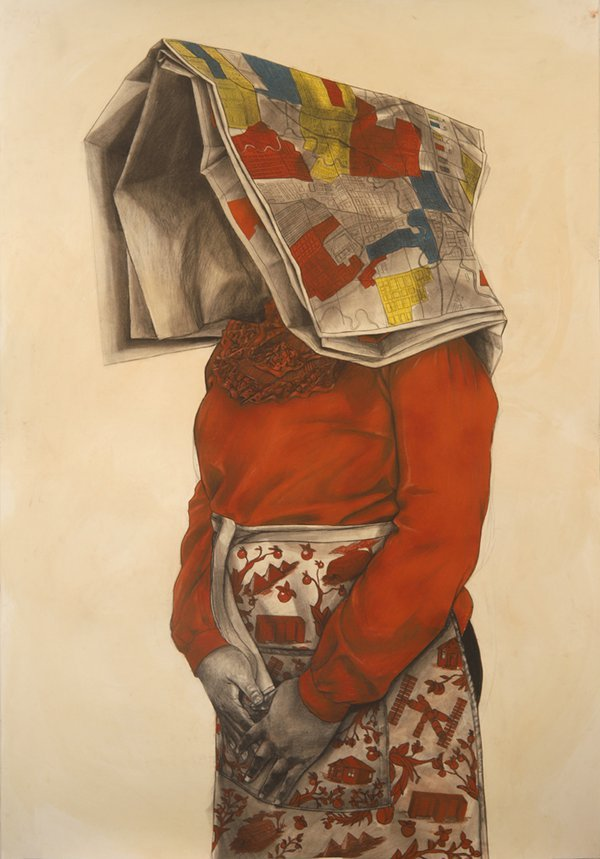 Robert Pruitt, Depicting Ta-Nehisi Coates