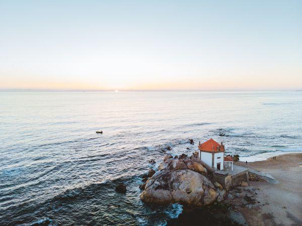 Sunset on the Atlantic  thumbnail