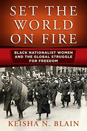 Preview thumbnail for 'Set the World on Fire: Black Nationalist Women and the Global Struggle for Freedom (Politics and Culture in Modern America)