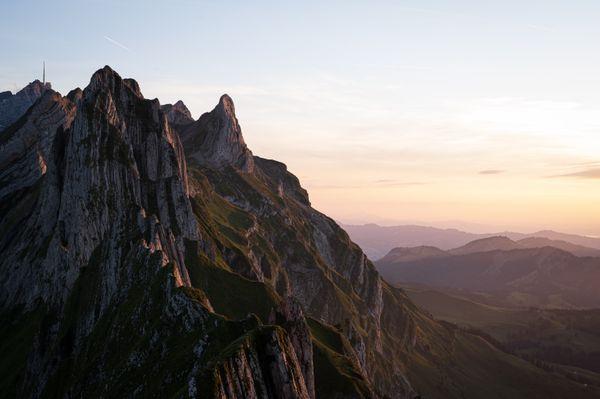 Sunset over Appenzell thumbnail