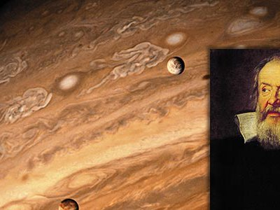 Galileo was the first to discover the moons of Jupiter.