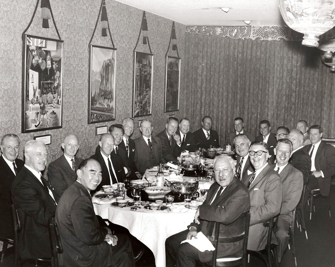The Lazy Susan, the Classic Centerpiece of Chinese Restaurants, Is Neither Classic nor Chinese