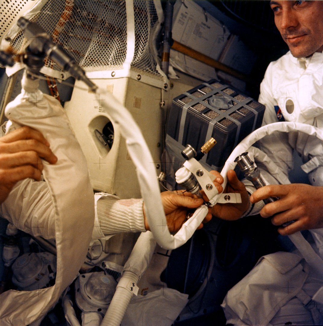 How the Crew of the Damaged Apollo 13 Came Home