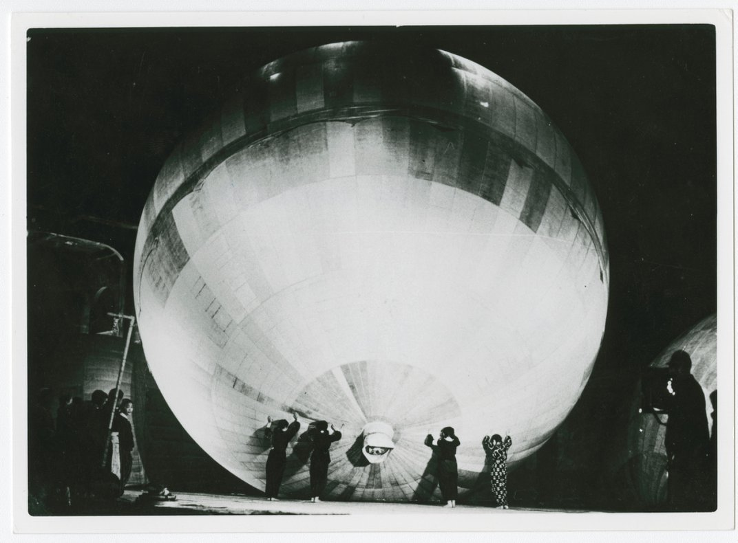 In 1945, a Japanese Balloon Bomb Killed Six Americans, Five of Them Children, in Oregon