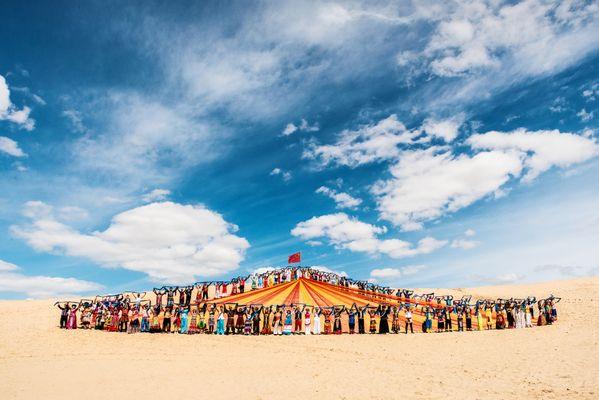 56 ethnic desert weddings thumbnail