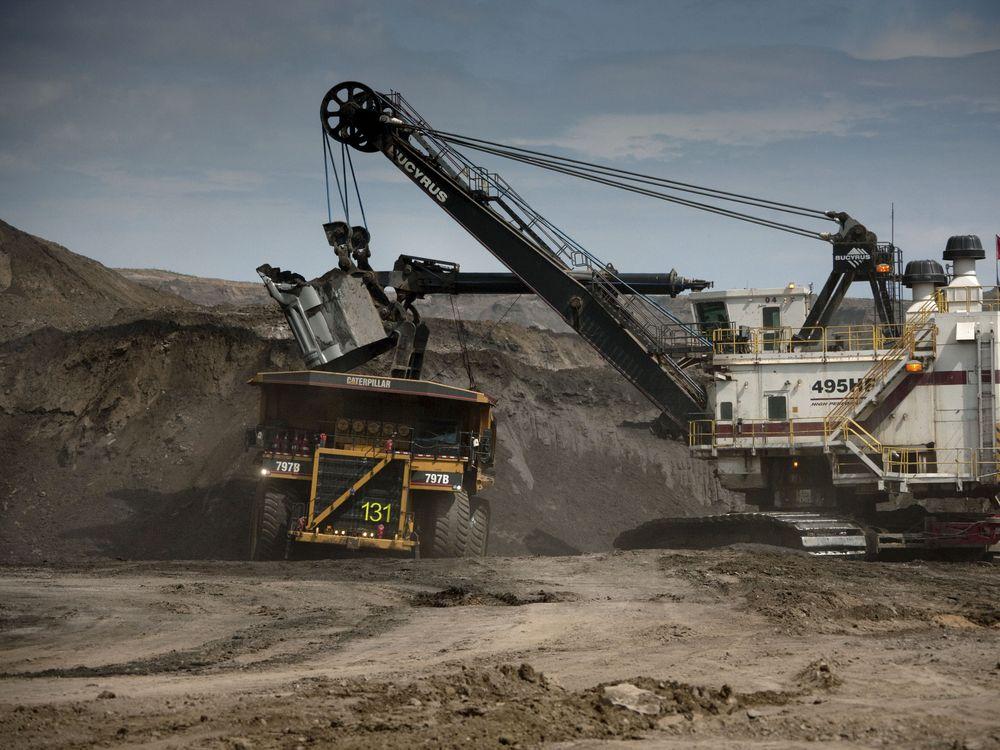 Oil Sand Mining