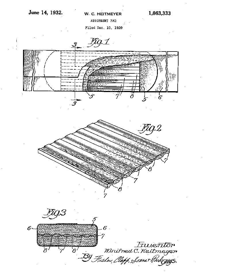 The Surprising Origins of Kotex Pads