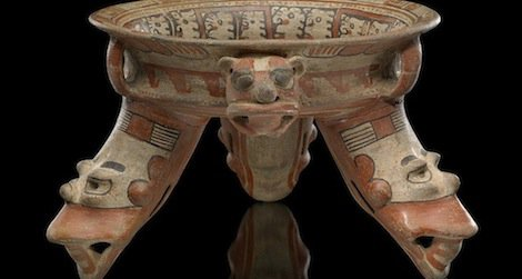 Learn about Central American ceramics