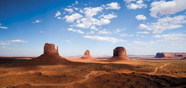 Monument Valley Merrick Butte