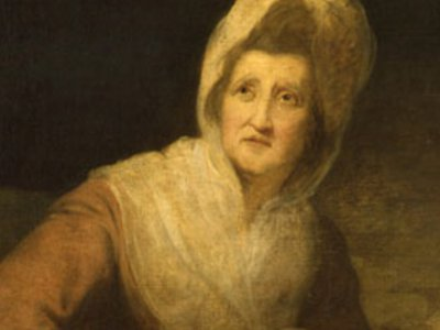 Patience Wright, c. 1782. Artist unknown.