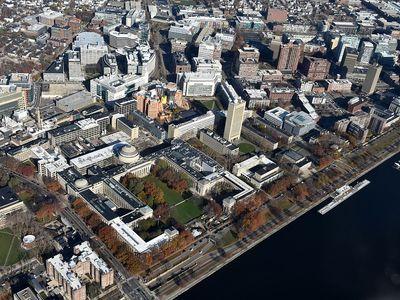 MIT's campus