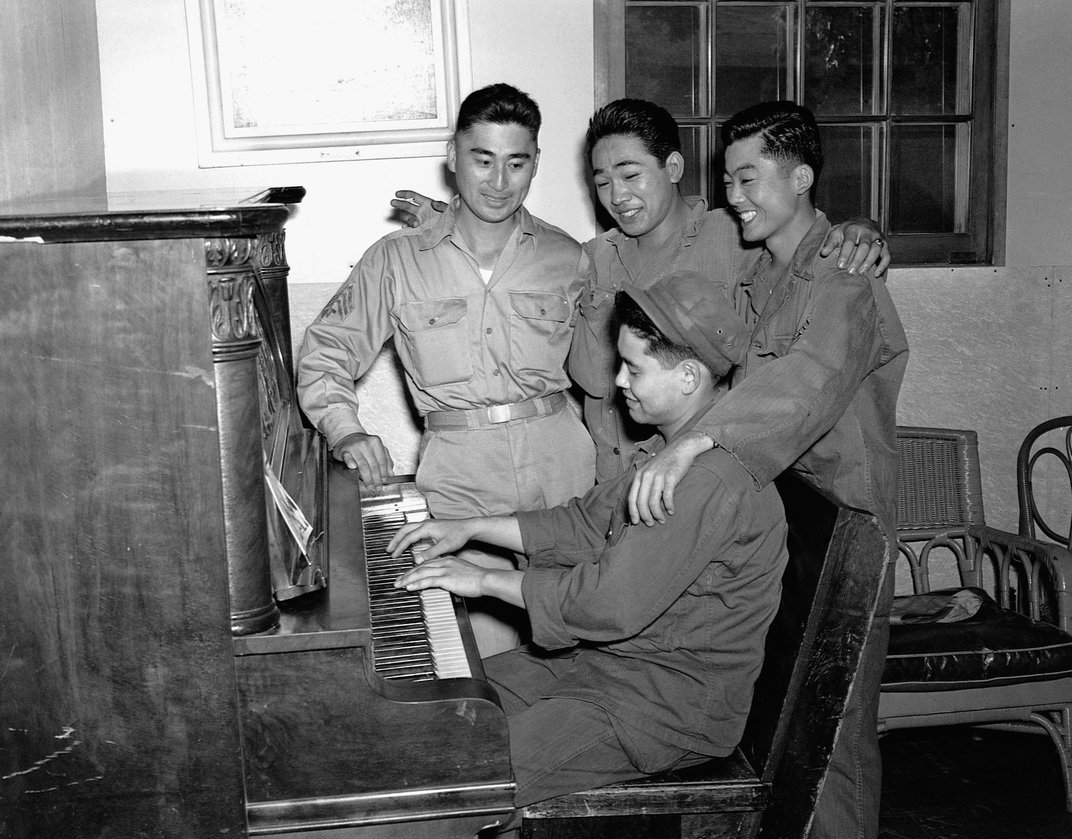 Japanese-American Soldiers