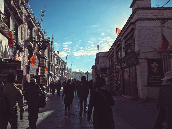 Barkhor District of Tibet thumbnail