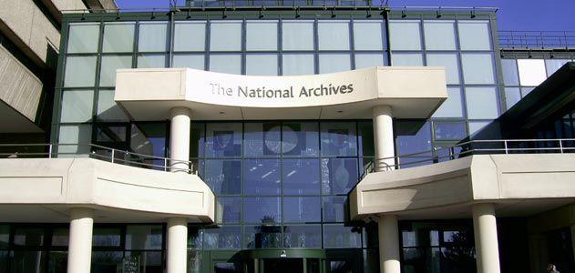 National Archives at Kew