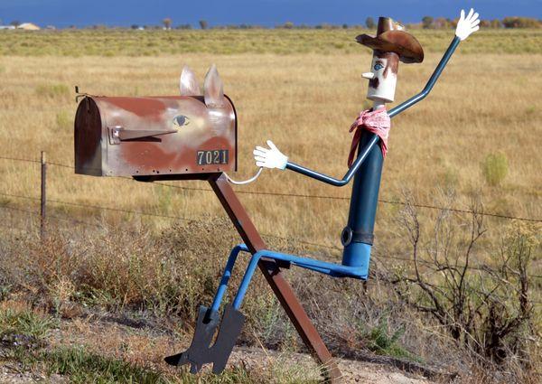 Cowboy Mailbox thumbnail