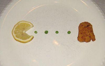 Nouveau Pac Man Cuisine
