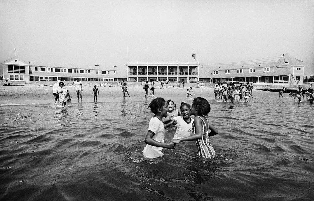 Racism Kept Connecticut's Beaches White Up Through the 1970s