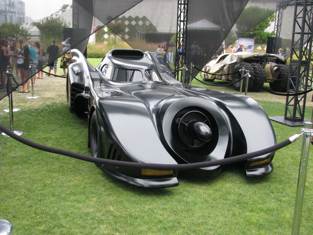 What the Batmobile Tells Us About the American Dream