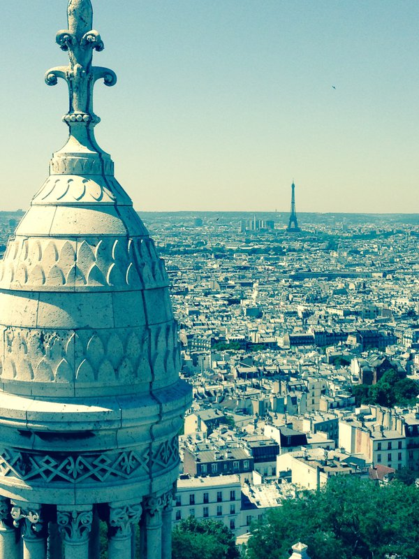 View from Montmartre thumbnail