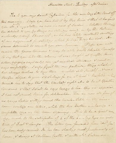 This Jane Austen Letter Highlights the Horrors of 19th-Century Dentistry