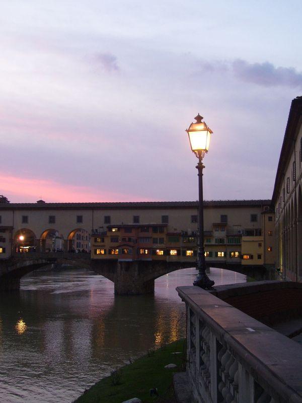 The Ponte Vecchio. thumbnail