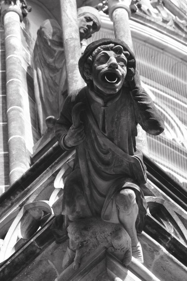 Gargoyle-St. Vitus Cathedral thumbnail