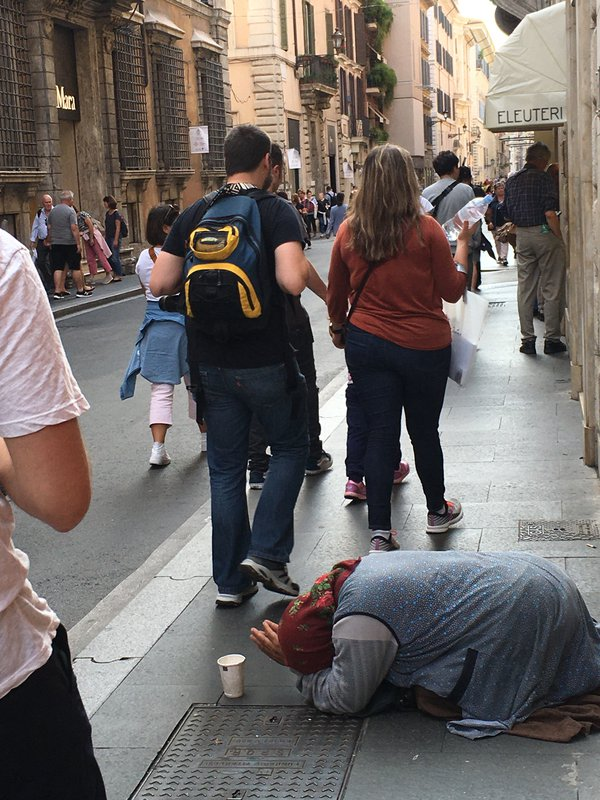 Roman Beggar Woman thumbnail