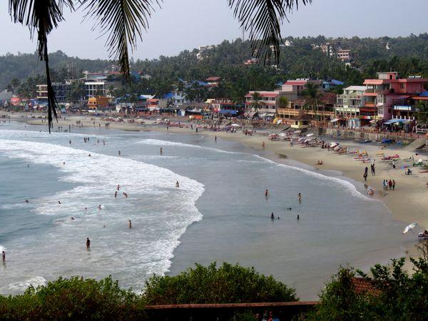 Surf-beaten shallow beach thumbnail