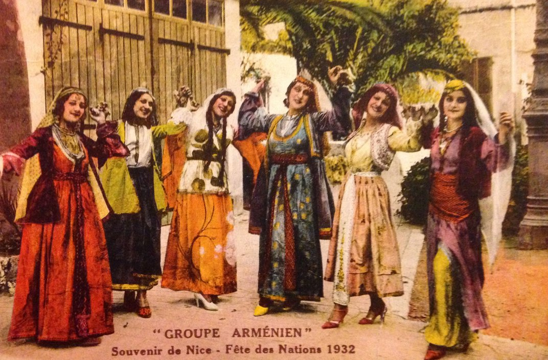 How Armenian Dance Adapted Over Time and Place