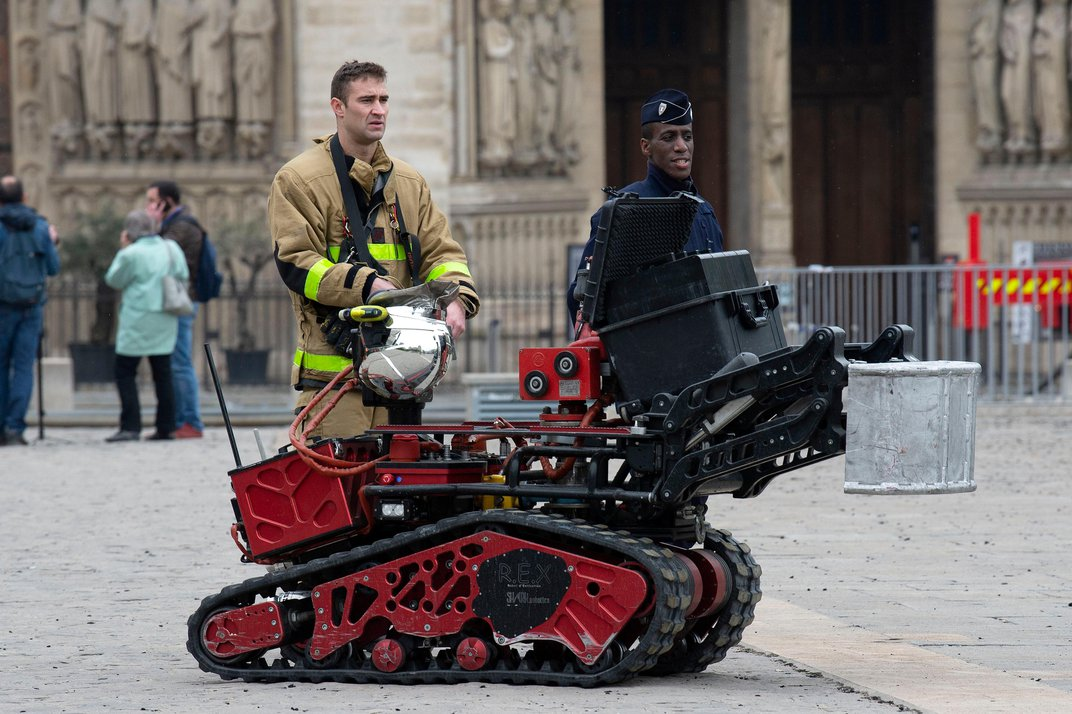Five Things We've Learned in the Aftermath of the Notre-Dame Fire