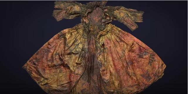 sunken dress