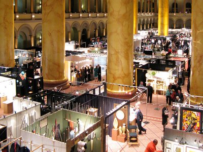 The Smithsonian Craft Show in 2010