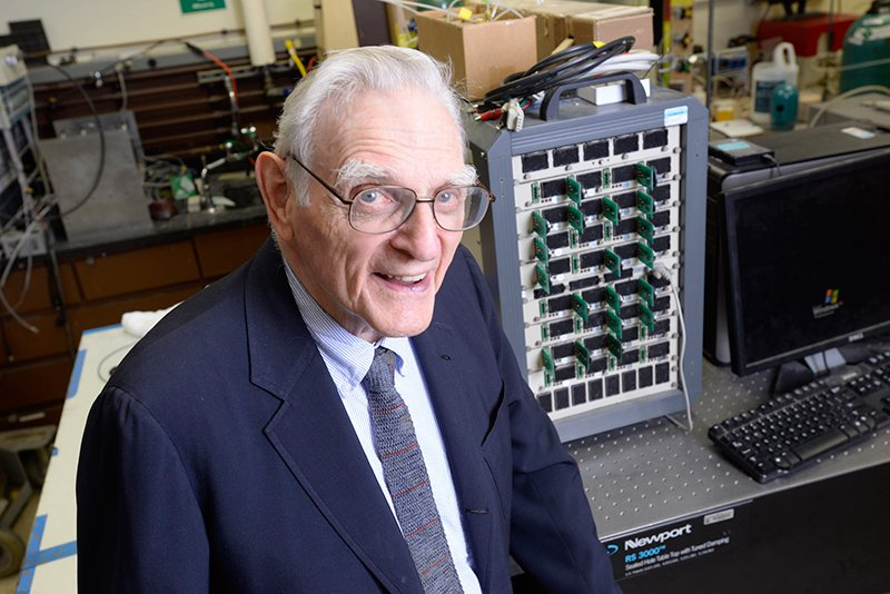 Charging Ahead: The Future of Batteries